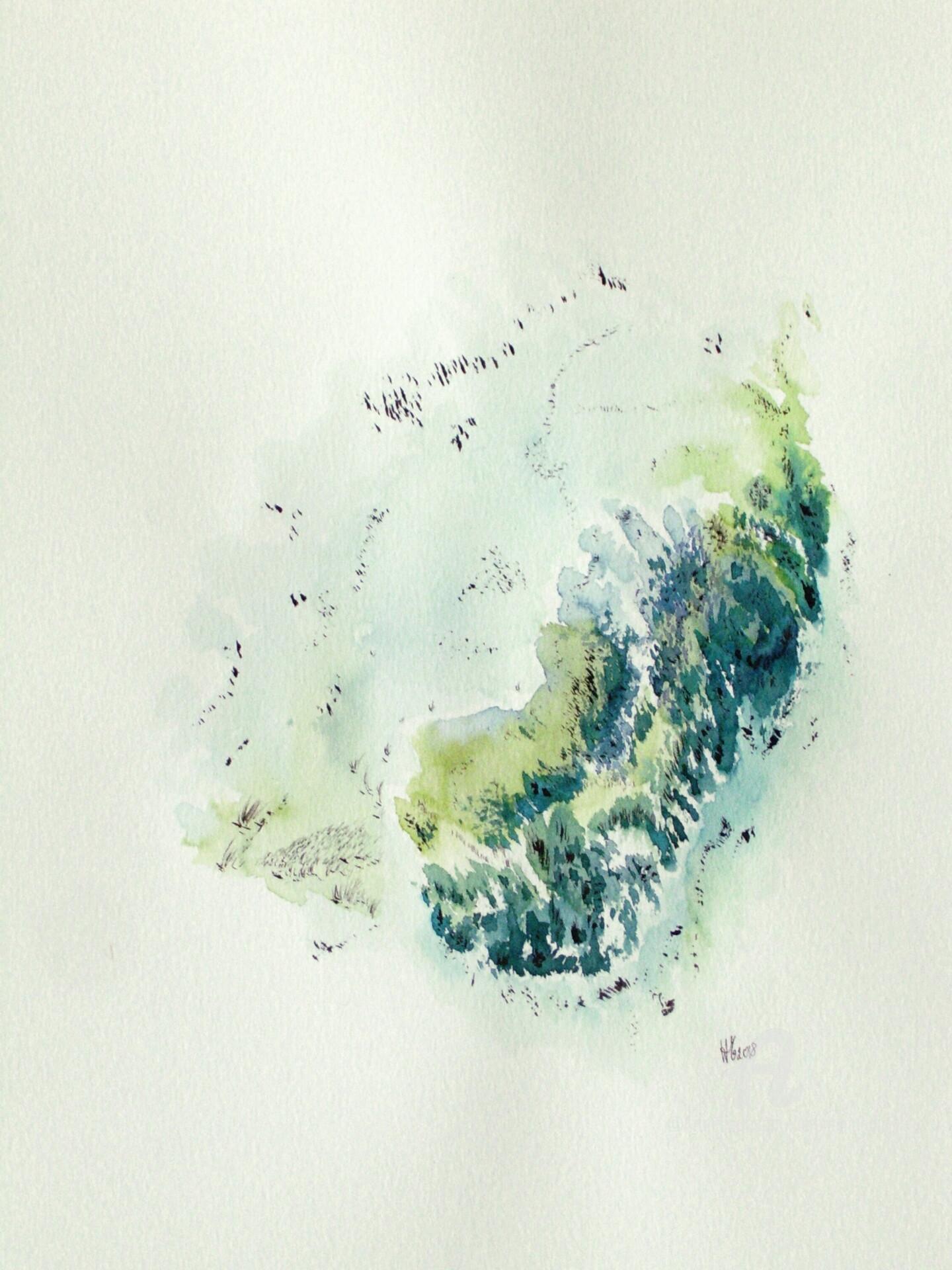 Hélène Mongin - Blue in Green 12