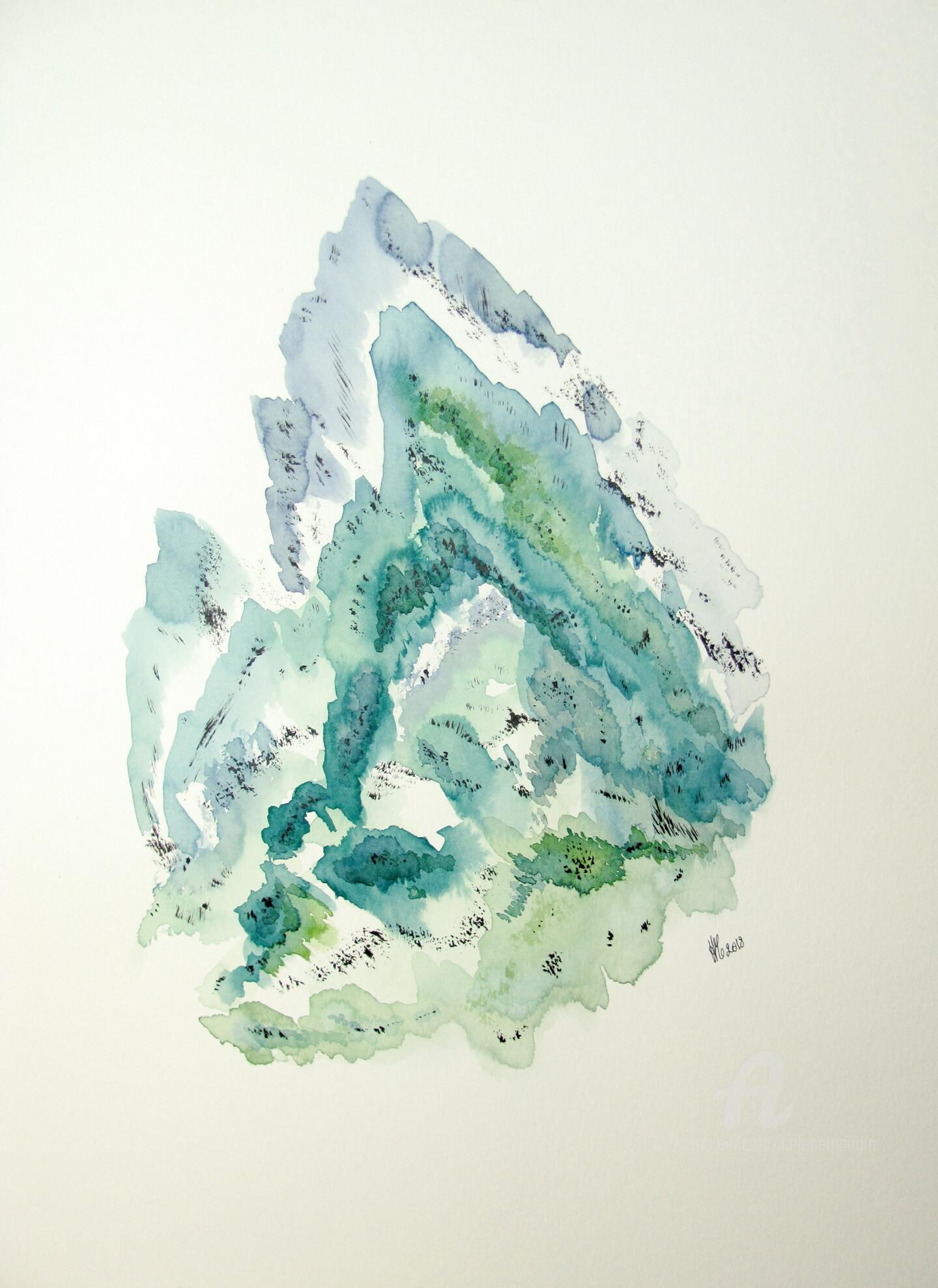 Hélène Mongin - Blue in Green 13