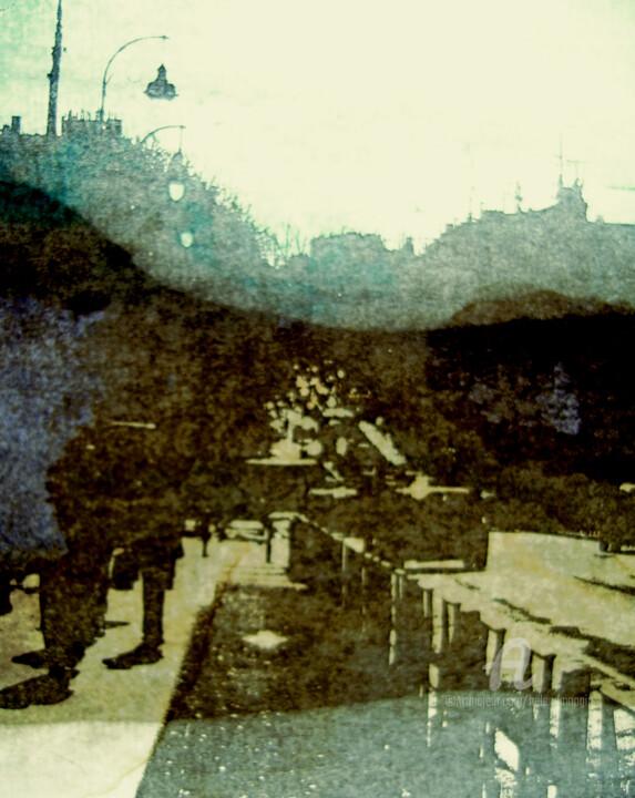 Sur le Pont de Toulouse