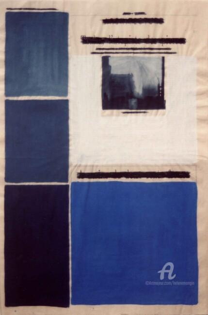Composition bleue 1