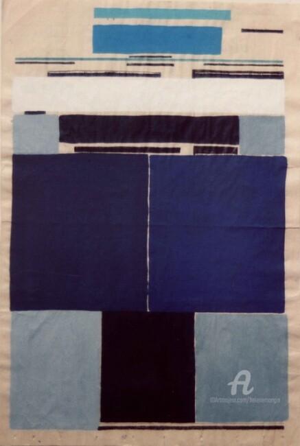 Composition bleue 2