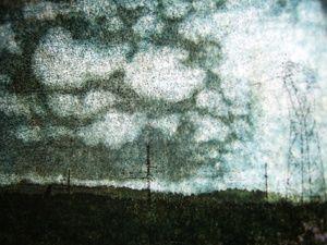 Paysages Transfigurés; série pylône